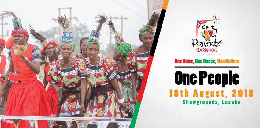 Pamodzi Carnival Of Zambia A Festival Of Dance Food And