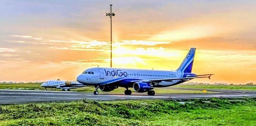 Indigo Airlines India