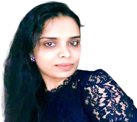 Dr Binitha Parameswaran Ayurveda Doc