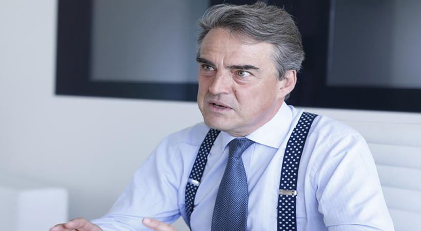 IATA - Alexandre de Juniac Director General and CEO