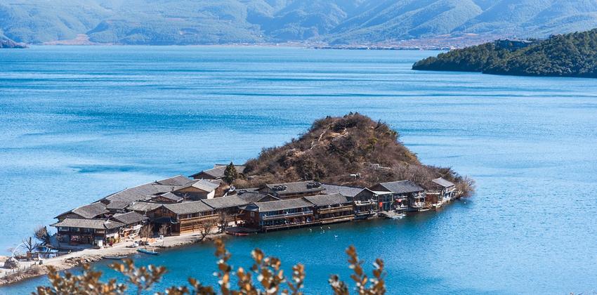 Lugu lake China
