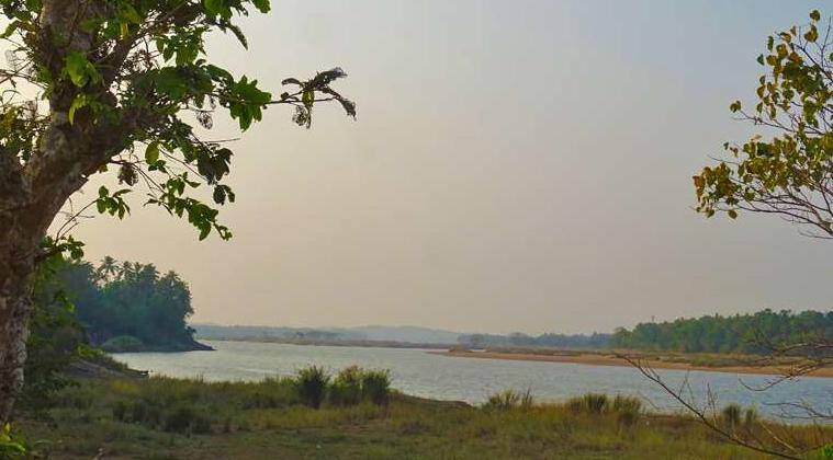 Nila River Bharatapuzha kerala