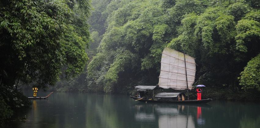 The Yangtze River China