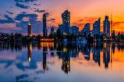 Vienna's Ferris Wheel turns again, as business normalcy returns