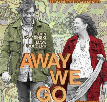 Away We Go hollywood movie