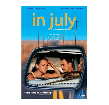 In July hollywood movie