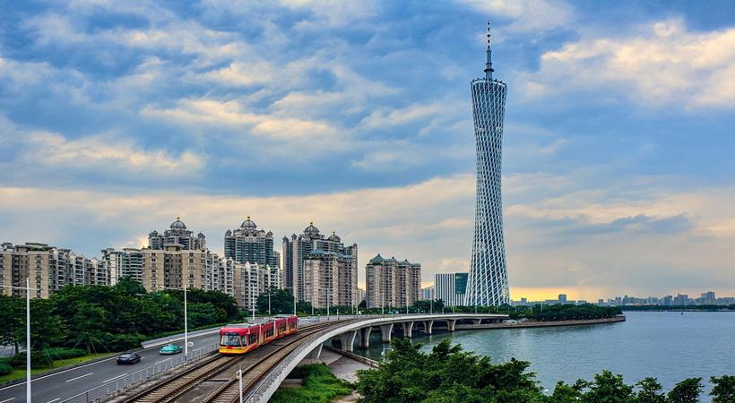 pearl river canton china
