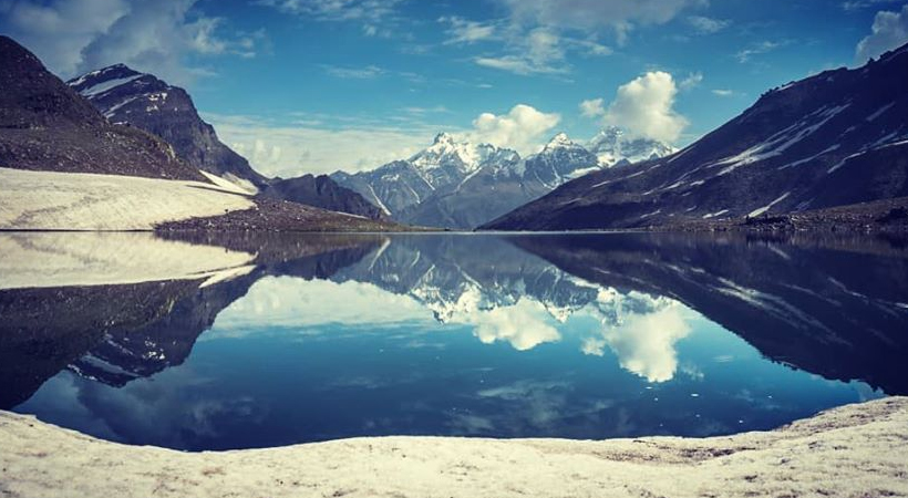Dashaur Lake Manali himachal pradesh