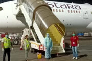 Vistara commences Services to Sharjah