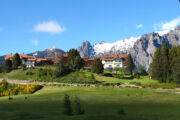 Without skiers, Argentina's Bariloche appears a ghost town