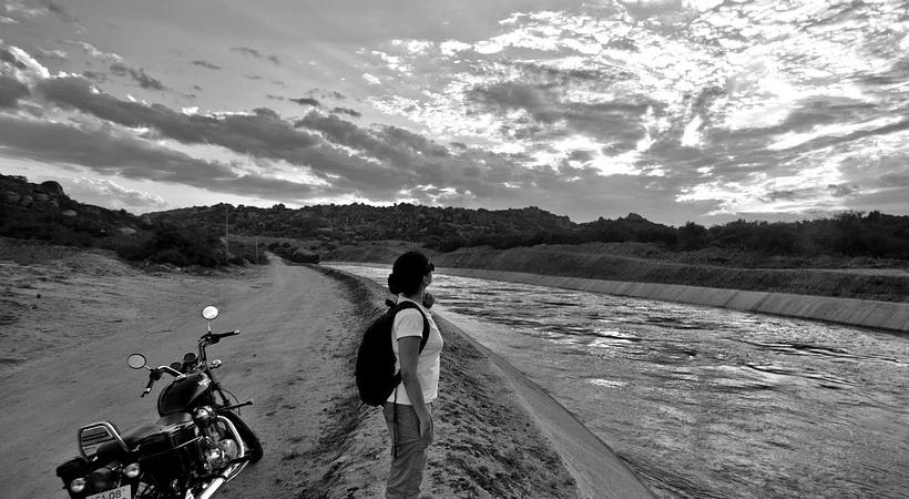 bike trip india