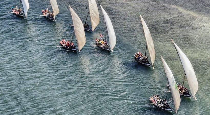 dhamu island Kenya