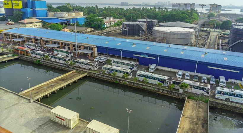 kochi cruise terminal