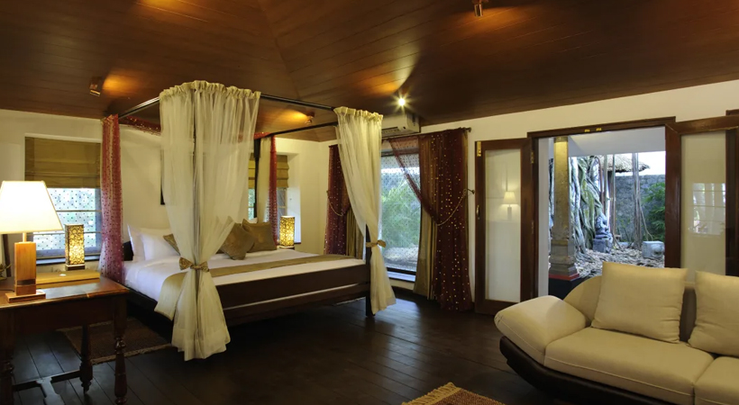 Niraamaya Retreats kovalam