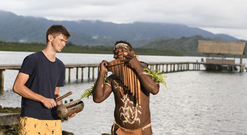 solomon islands tourism