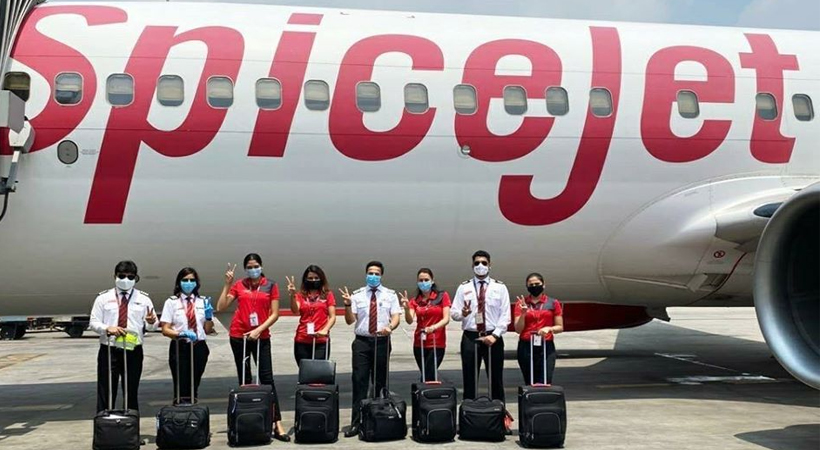spice jet airlines