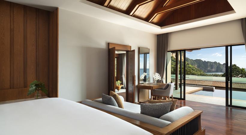 Avani Ao Nang Cliff Krabi Resort thailand