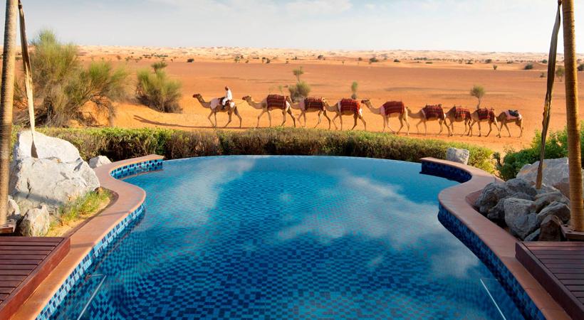 Al Wathba Desert Resort Spa marriott