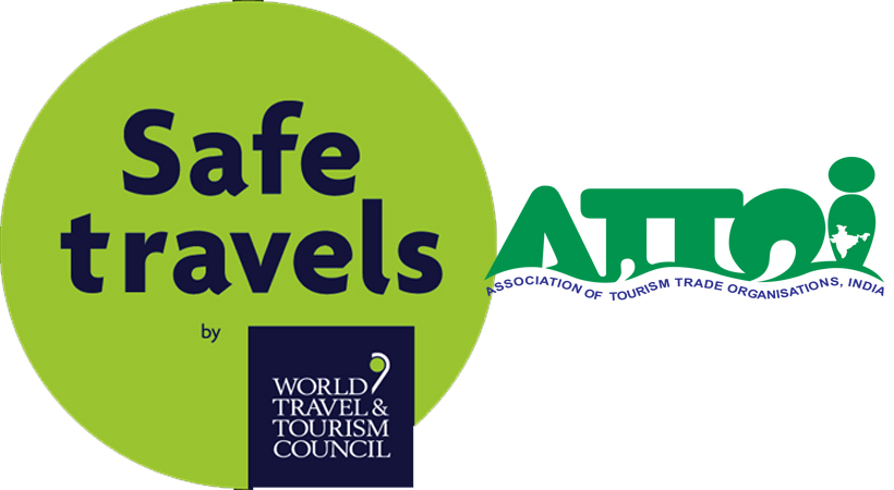 WTTC ATTOI safe travel stamp