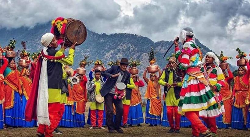 choliya dance uttarakhand