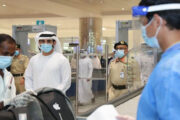 UAE gets sniffer dogs to detect Covid at airports