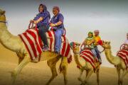 Dubai Desert Safari wins Tripadvisor's tourism experience award