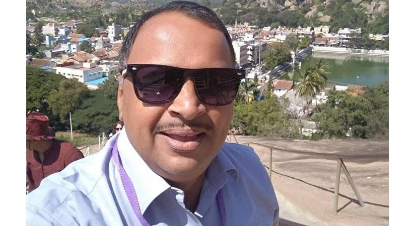 jayachandran VG