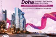Vistara to fly Delhi to Doha twice a week