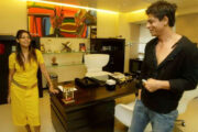 """King Khan SRK's """"Home with Open Arms"""" gets featured on AirBnb and welcomes guests"""