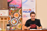 """Trevor James,""""The Food Ranger"""" , partners with Malaysian Tourism for """"The Ultimate Malaysian Road Trip"""""""