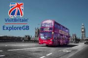 Visit Britain announces flagship travel trade Explore GB Virtual for2021.