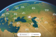 Vistara to feature panasonic's arc 3d inflight map application- world's first