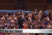 In a first time, Vienna Philharmonic presents New Year's concert without live audience