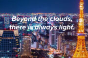 'Beyond the Clouds' Campaign by Japan to keep future visitors inspired