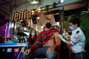 'Get Shot for vaccination' – Israel's shot bar offers free drinks with the vaccine