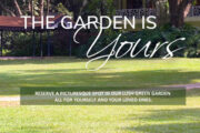 After the floor & the sky, it's now time for 'The Garden is Yours' at the Taj Hotels by IHCL