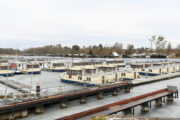 Demand for houseboats goes up as Germans prefer holidays close to home