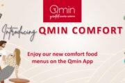 Taj Group's Qmin introduces comfort menus on the Qmin App