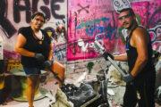 """Rage Room"" Experience – where Brazilians vent their fury & frustration"