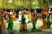 Kanyarkali; a graceful blend of Kerala martial arts and folk dance