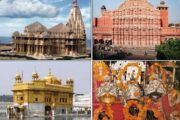 Bharat Darshan Yatra from Kerala to Jammu Kashmir for Rs.13450