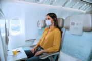 Emirates Economy customers can enjoy more space and privacy and option to purchase empty adjoining seats