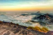 You can climb the cliffs and touch the sky! Wayanad Cheengeri Hill with its diversity of views