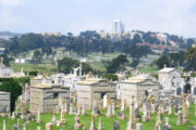 Colma; a city with more graves than houses
