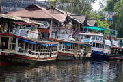 Shores with beautiful views; Alappuzha - Kollam boat trip for Rs 400