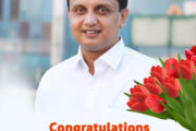 Congratulations Shri. Mohammad Riyaz- May he be able to play an important role in protecting tourism in Kerala