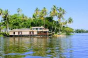 Irreplaceable shores !! Through the backwaters of Kerala