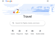 Google launches new 'Travel Tool' feature to secure travel