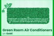 Green Room Air Conditioners launched on Government e-Marketplace (GeM)