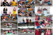 More than 32 lakh field functionaries and over 82 lakh beneficiaries participate in the celebration of International Day of Yoga, 2021